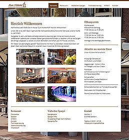 Restaurant 'Zum Mühlenhof'